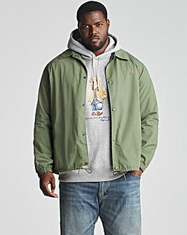 Polo Ralph Lauren Cotton Coach Jacket