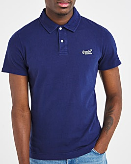 Superdry Short Sleeve Jersey Polo