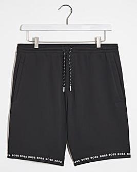 BOSS Black Logo Jersey Short