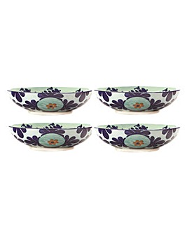 Maxwell Williams Majollica Coupe Bowls