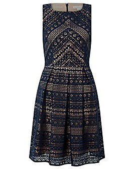 Monsoon Jacey Lace Dress
