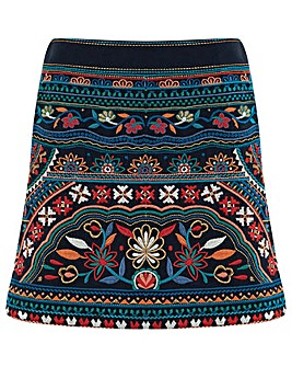 Monsoon Electra Embroidered Pelmet Skirt