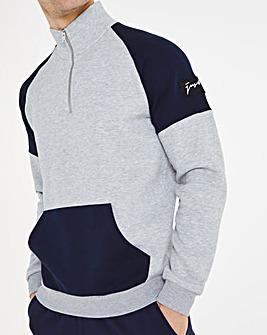 Hype Aldgate Colourblock Sweatshirt