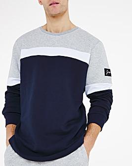 Hype Aldgate Panel Sweatshirt