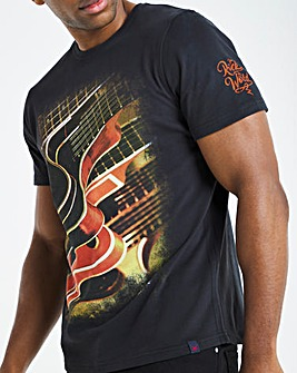 Joe Browns Abstract Guitar T-Shirt