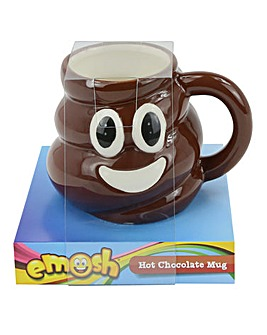 Emosh Poo Shaped Mug