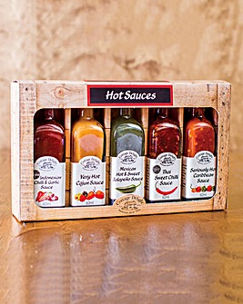 Cottage Delight 5 Hot Sauce
