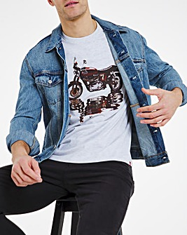 Joe Browns Bike Reflect T-Shirt