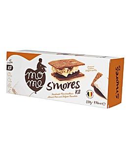 MoME Belgian Chocolate Smores Kit