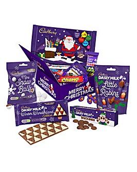 Cadbury Chocolate Gift Set