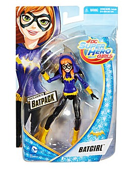 DC Hero Girls Batgirl 6in Figure