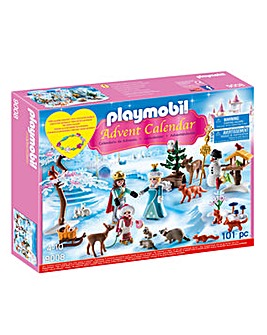 Playmobil Advent Calendar Ice Skating