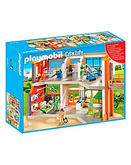 Playmobil City Life Childrens Hospital