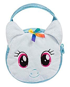 MLP Rainbow Dash Head Shaped Handbag