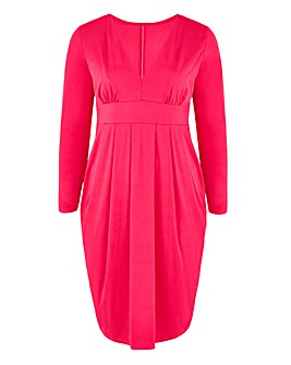 Hot Pink Bodycon Dress