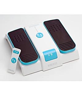 HoMedics Motorised Leg Exerciser