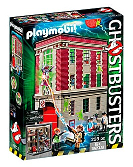 Playmobil Ghostbusters Headquarter
