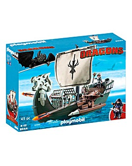 Playmobil Ship with Drago