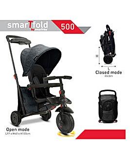 Smart Trike Folding 500 Series - Grey