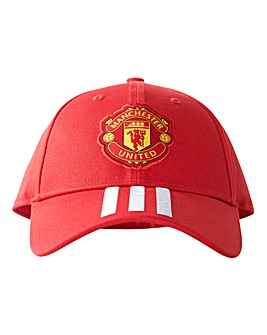 Manchester United Replica 3 Stripe Cap