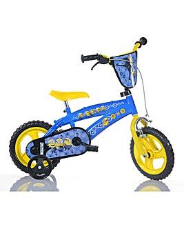 Despicable Me 3 12inch Bike