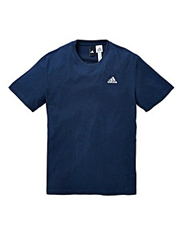 adidas Navy Essentials Base T-Shirt