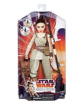 Star Wars Forces of Destiny Adventure Figure - Rey