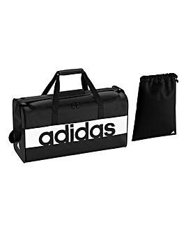 adidas Linear Medium Duffle Bag