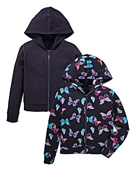 KD Girls Pack of Two Hoodies