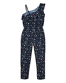 KD Girls Floral Jumpsuit