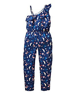 KD Girls One Shouldered Jumpsuit