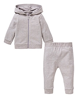 Baby Boy Teddy Face Tracksuit