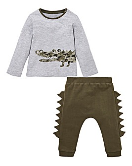 Baby Boy Tee and Jog Pant Set