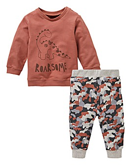 KD Baby Boy Sweatshirt and Jog Set