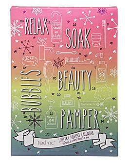 Relax and Pamper Advent Calendar