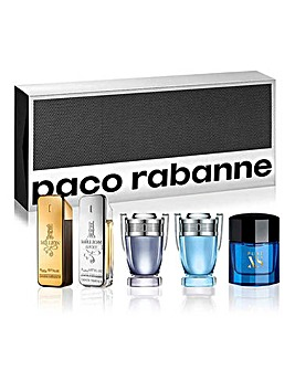 Paco Rabanne Men's Mini Fragrance Set