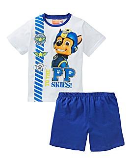 Paw Patrol Boys Pyjama Shorts