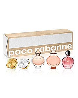 Paco Rabanne Ladies Mini Fragrance Set
