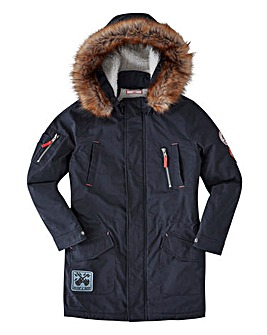 Joe Browns Boys Parka
