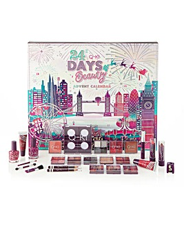 Q-KI London Cosmetics Advent Calendar