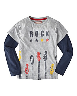 Joe Browns Boys Long Sleeve Tee