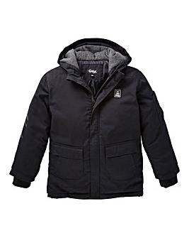 Henleys Boys Hooded Jacket