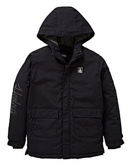 Henleys Boys Hooded Jacket