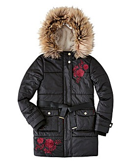 Joe Browns Girls Parka