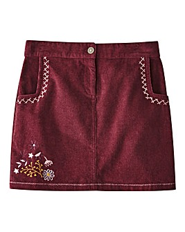 Joe Browns Girls Cord Skirt