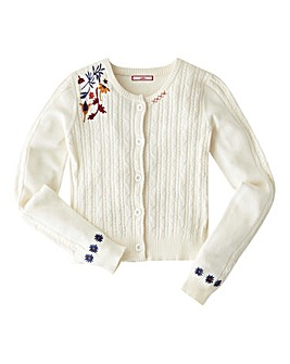 Joe Browns Girls Cardigan