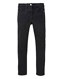 KD Older Girls Skinny Black Jeans