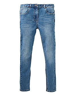 Girls Indigo Skinny Jean