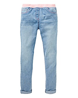 KD Girls Knit Top Skinny Jean