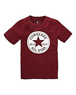 Converse Boys Chuck Taylor Script Tee